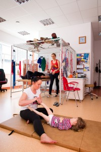 Centrum Medyczne w Łysych - Gabinet rehabilitacyjny